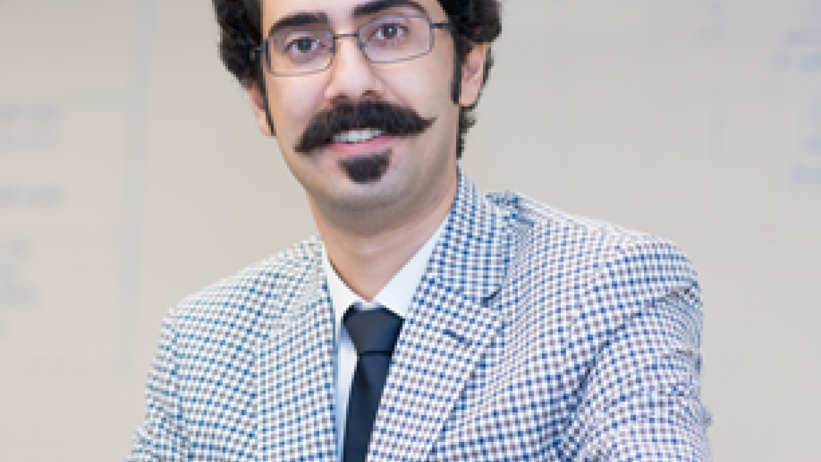 Siavash Jafarzadeh, Ph.D. student in Mechanical Engineering and Applied Mechanics.