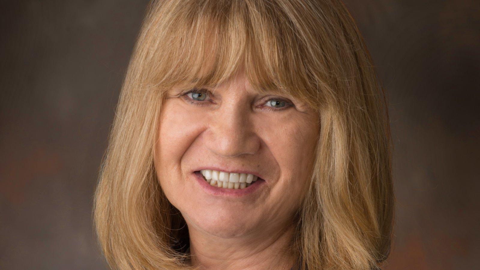 Maria Szerszen, associate professor of civil engineering.