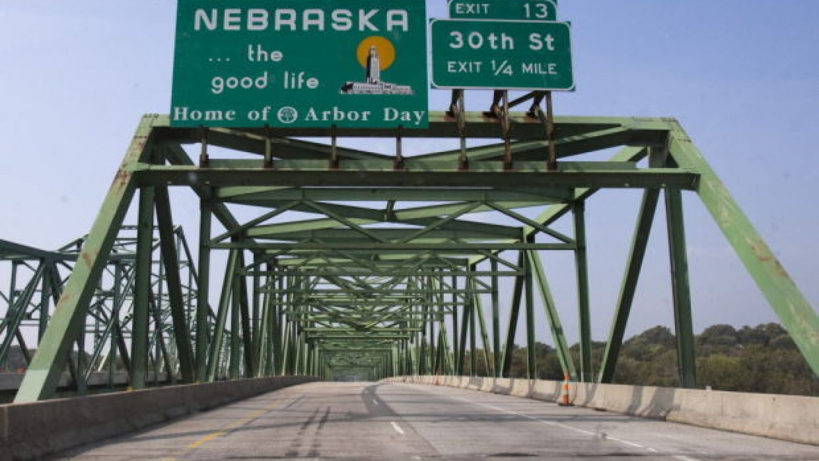 """Including Nebraska Engineering faculty Daniel Linzell and Chungwook Sim, researchers working on the SMARTI project discuss the management and monitoring of rural bridge health on an edition of NET Nebraska's """"Consider This."""""""