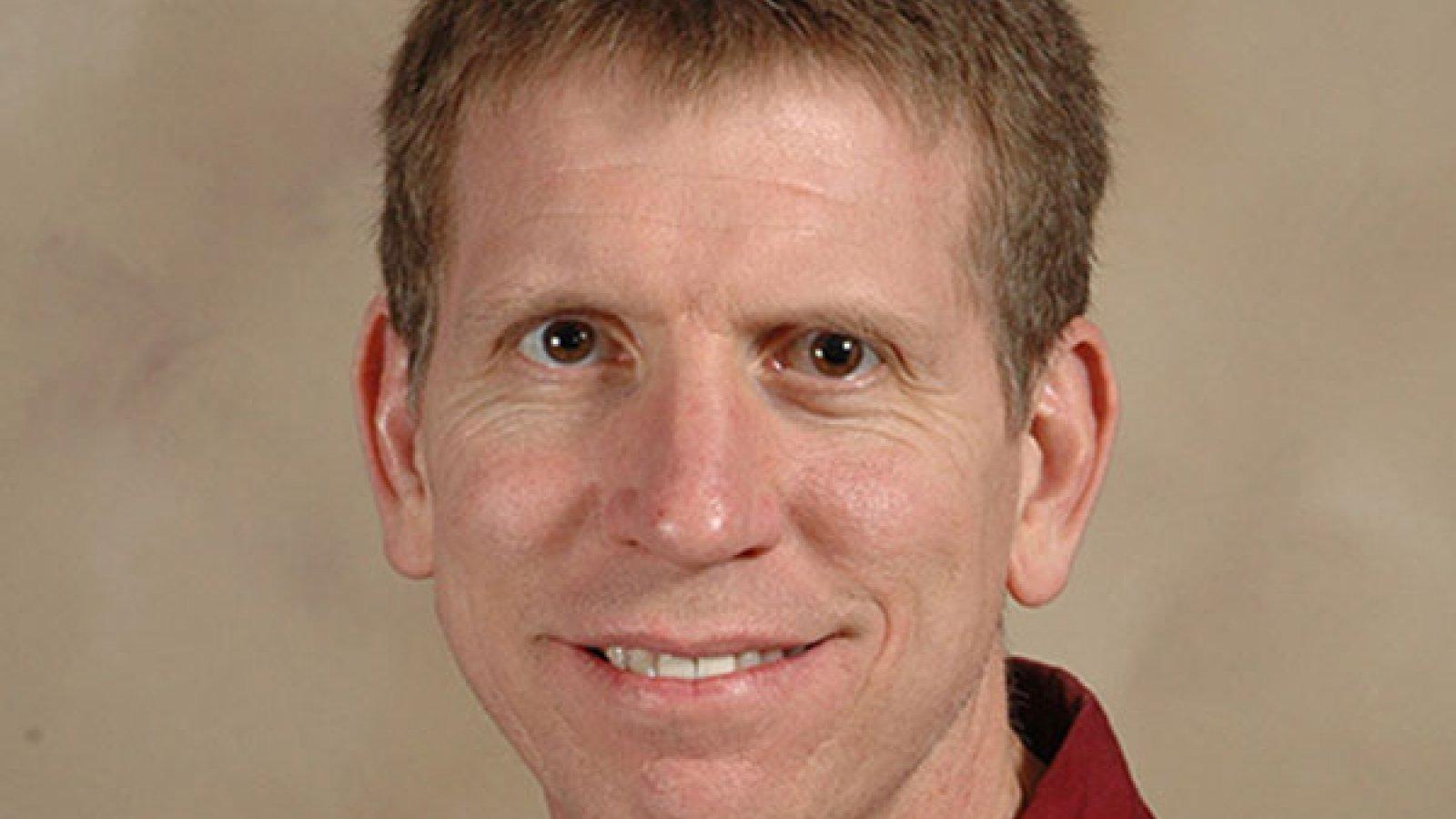 Jeffrey Shield, department chair and Robert W. Brightfelt professor of mechanical and materials engineering.