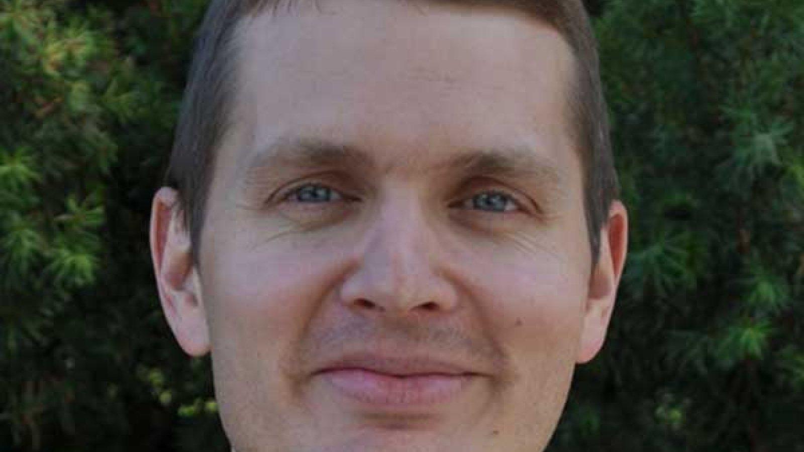 Benjamin Terry, associate professor of mechanical and materials engineering.