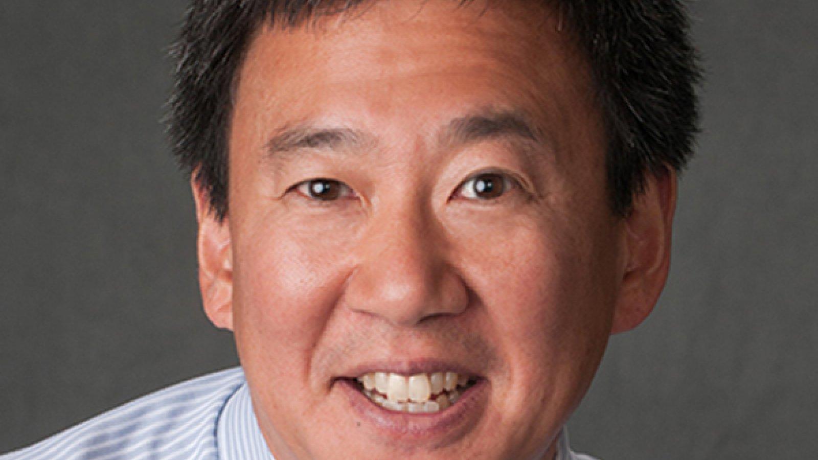 Timothy Wei, Richard L. McNeel Professor of mechanical and materials engineering.