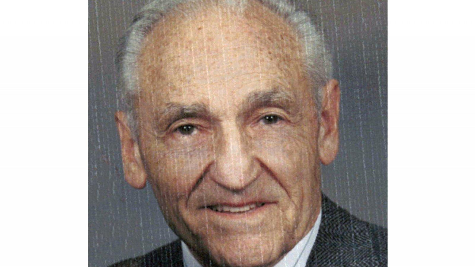 James C. Wolford, former professor of mechanics and mechanical engineering.
