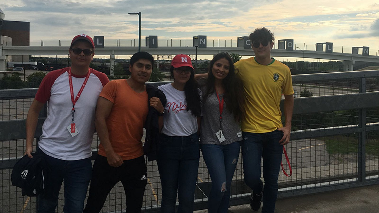 Students from Yachay Tech University in Ecuador spent 10 weeks this summer in Lincoln doing research with University of Nebraska-Lincoln College of Engineering faculty.
