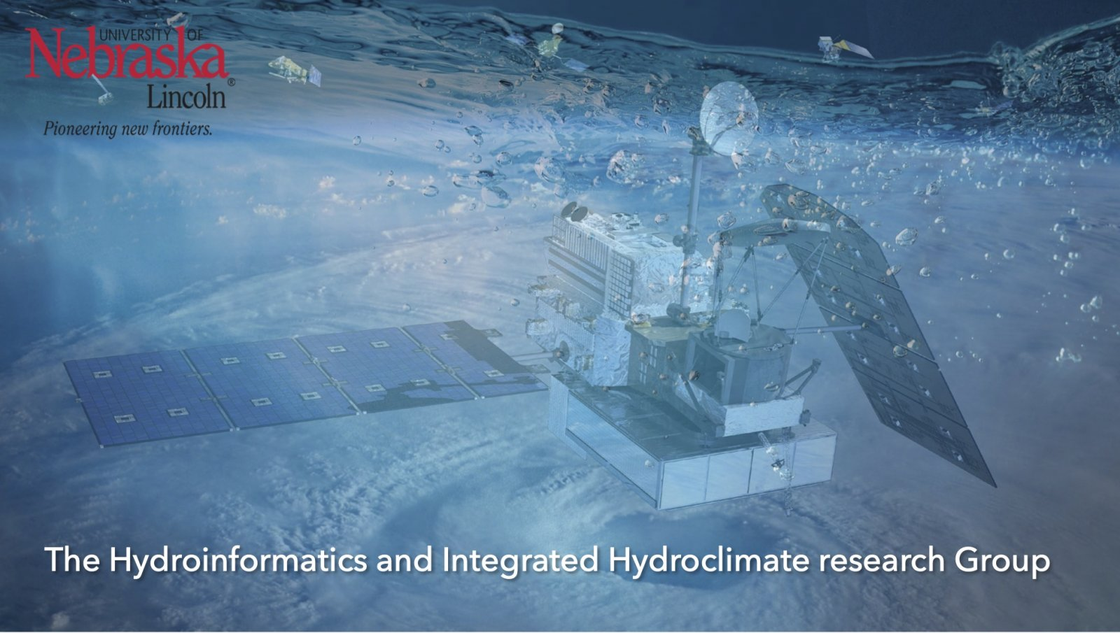 Hydroinformatics and Integrated Hydroclimate research Group